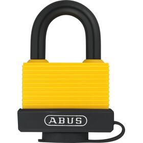 ABUS 70AL/45 B/DFNLI Padlock, yellow